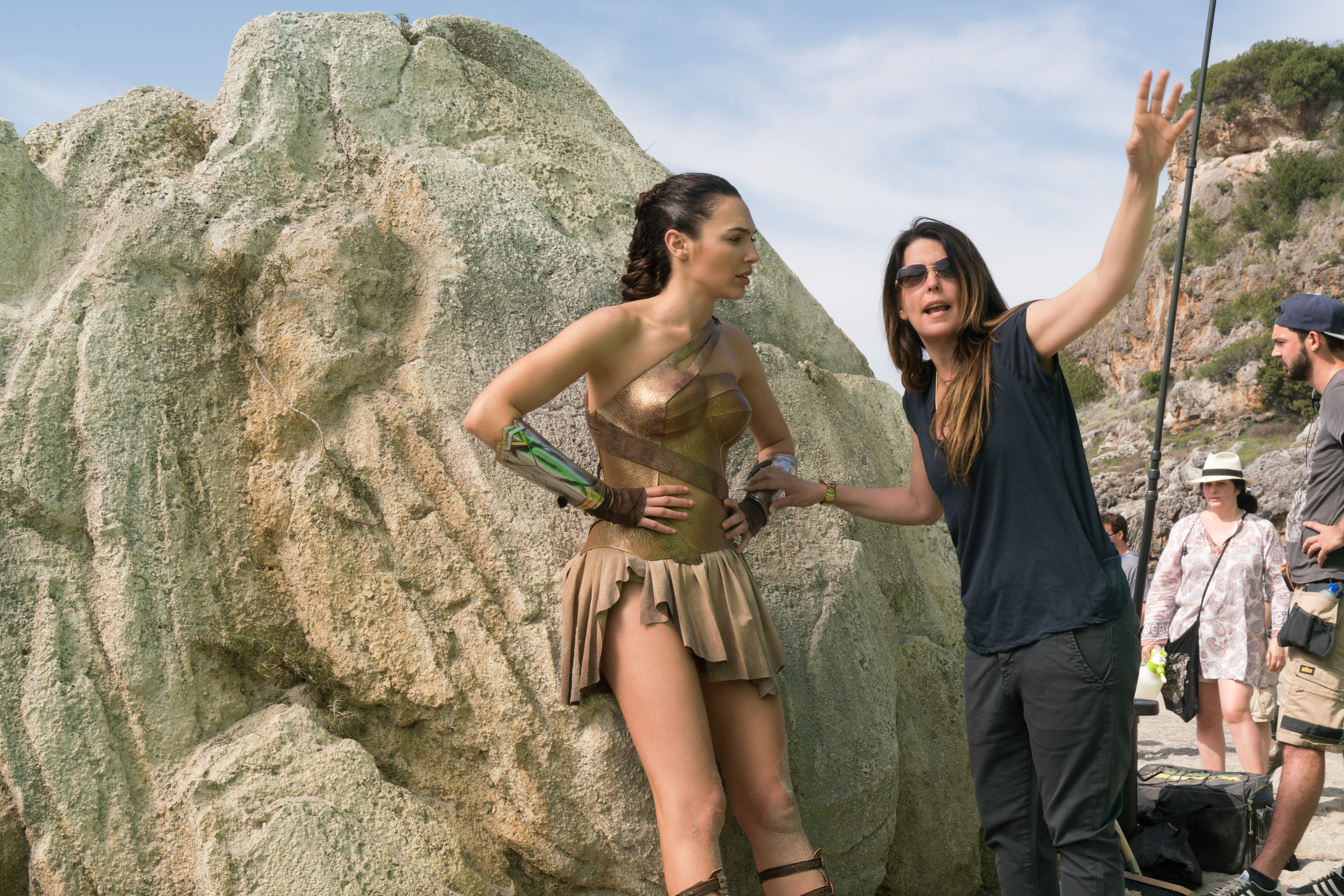 Wonder Woman 3 : ワンダーウーマンは、私の分身 ! !、DC コミックスの戦うヒロインの物語が幕を閉じる完結編の「ワンダーウーマン 3」について、パティ監督が語ってくれた ! !