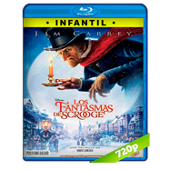 Los fantasmas de Scrooge (2009) BRRip 720p Audio Dual Latino-Ingles