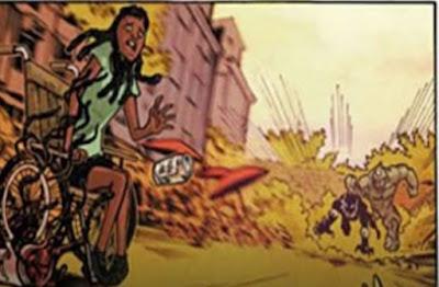 Ngozi is Marvel Comics' new superhero