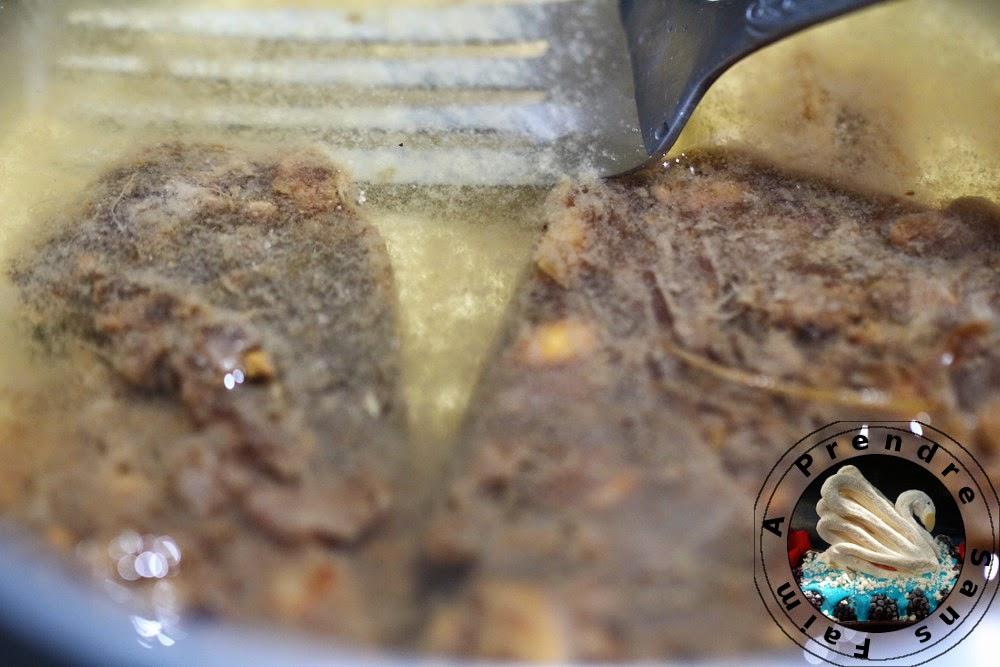 Nouilles sautées à la Thaï et au tofu (pas à pas en photos)