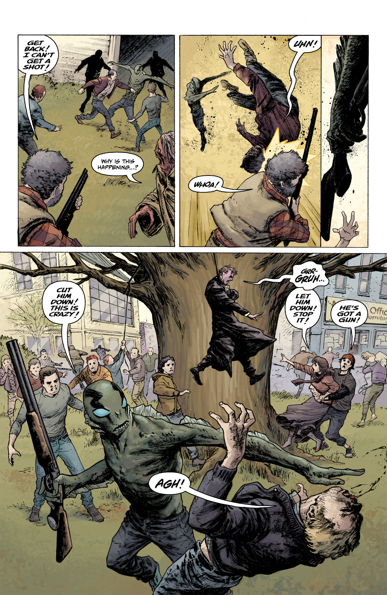 Read online Abe Sapien comic -  Issue #3 - 5