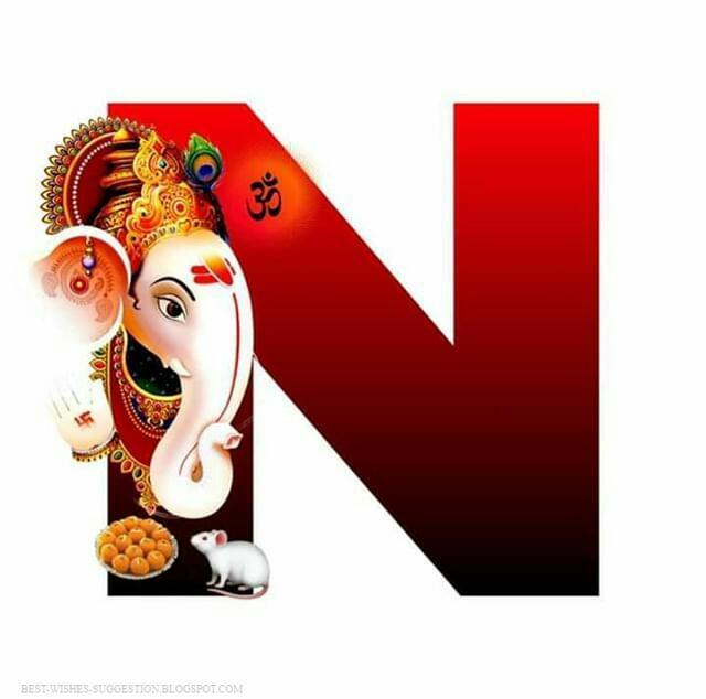 ganesha-alphabet-n-images