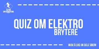 Quiz om elektro brytere