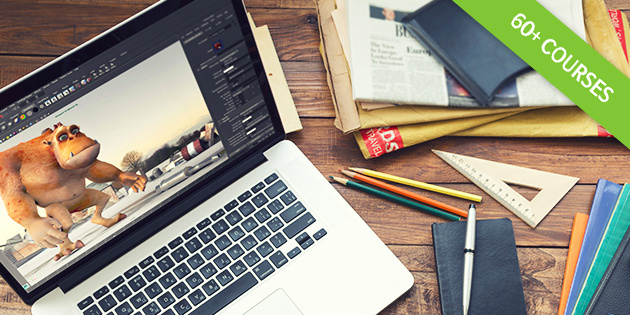 Ultimate Design & Animation Course Bundle Discount Coupon