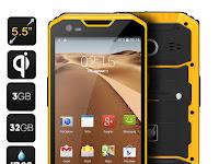 MFOX A7W, Smartphone Android terkuat di dunia ?