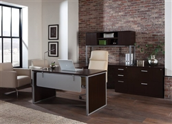 OFM Fulcrum Desk Configuration