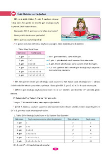 6. Sınıf Matematik Ders Kitabı Cevapları Berkay Yayınları Sayfa 16