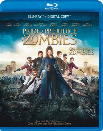 Pride and Prejudice and Zombies 2016 English Bluray Download