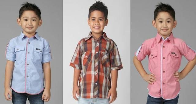 Jenis Pakaian Anak Laki-Laki