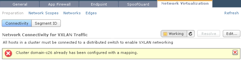 Just Another IT blog: VXLAN Preparation Failed