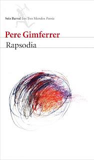 Rapsodia / Pere Gimferrer