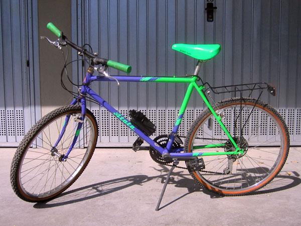 Bmx Vs Mountain Bike Storie Di Biciclette