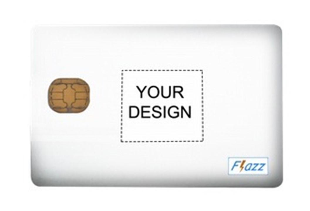 Custum Design Flazz Card - Bank BCA