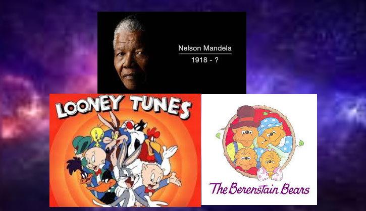 Resultado de imagem para Efeitos Mandela