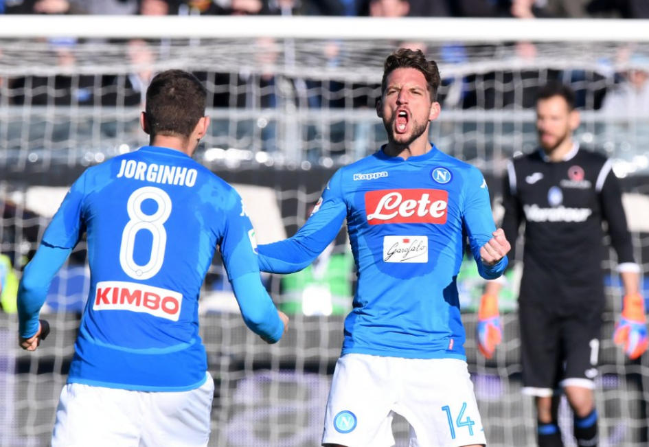 Vedere Atalanta-Napoli Streaming Gratis Rojadirecta.