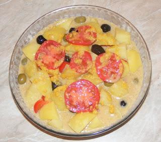 Preparare tortilla spaniola retete culinare,