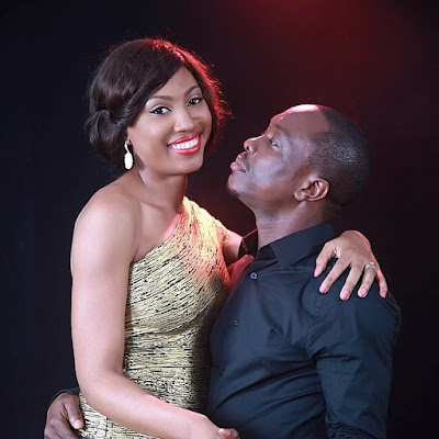 Image result for Julius Agwu and wife