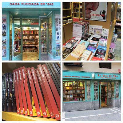 La casa del libro en Iruña