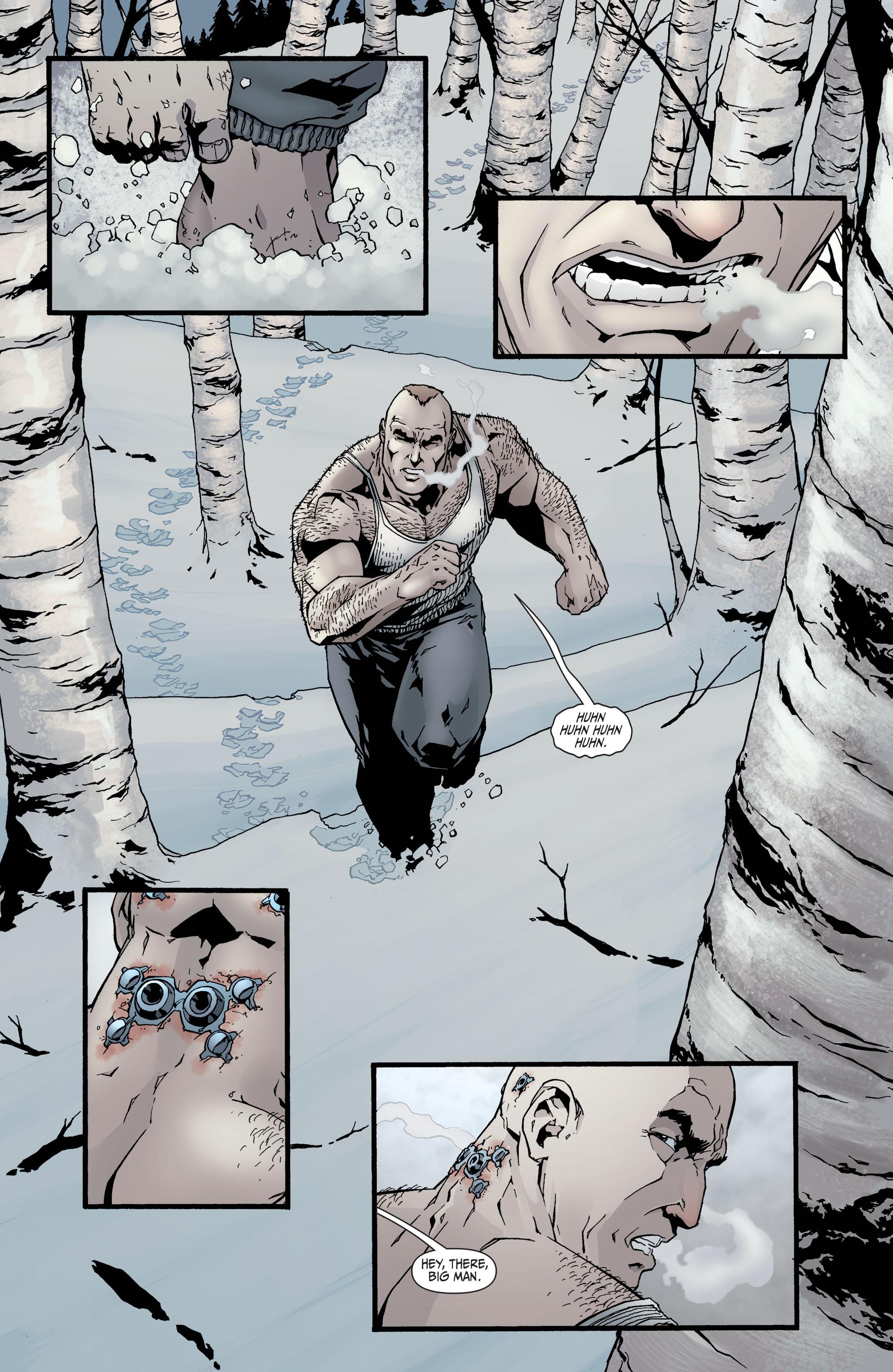 Read online Secret Six (2008) comic -  Issue #35 - 2