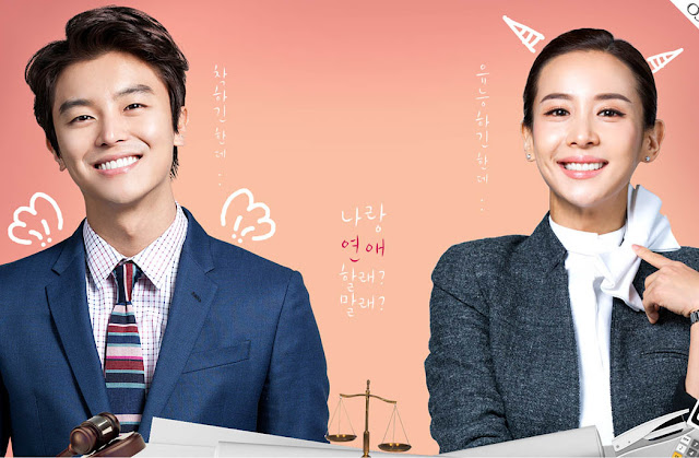 Drama Divorce Lawyer In Love Subtitle Indonesia [Episode 1 - 18 : Complete]
