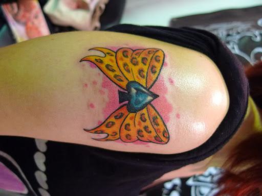 Selvagem Inspiração Tatuagem