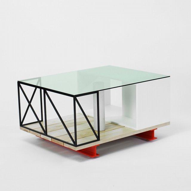 Until the End of Design: Postmodern Furniture
