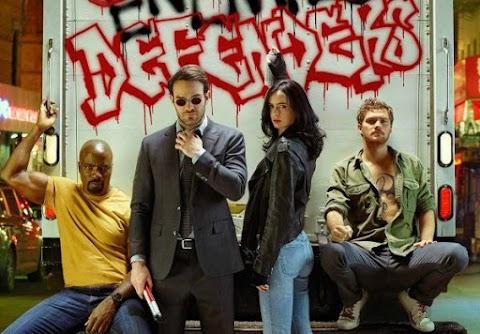 The Defenders (2017): serie de Netflix