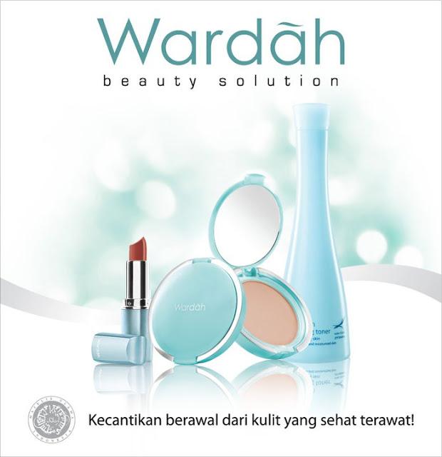 Tips memakai make up secara natural dari produk wardah