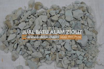 batu alam zeolit