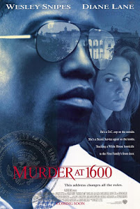 Murder at 1600 Poster
