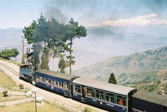 UNESCO World Heritage Sites, Darjeeling  - Siliguri Mountain railway