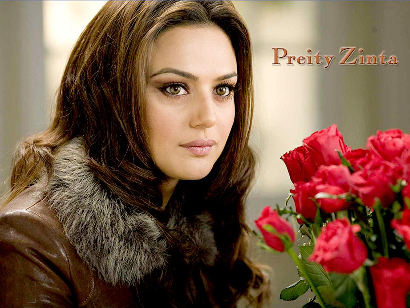 FamousCelebrityBible | Preity Zinta