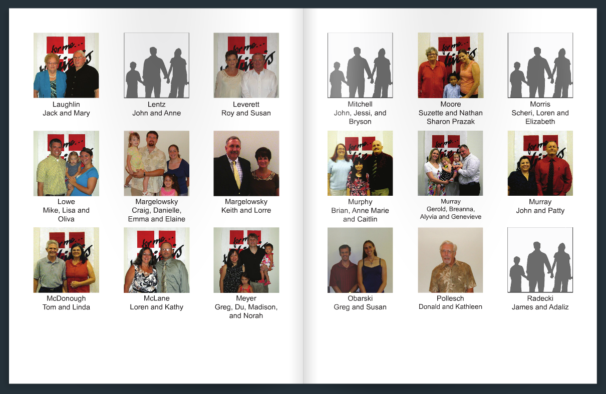 free church photo directory template - a design adventure designing a pictorial directory