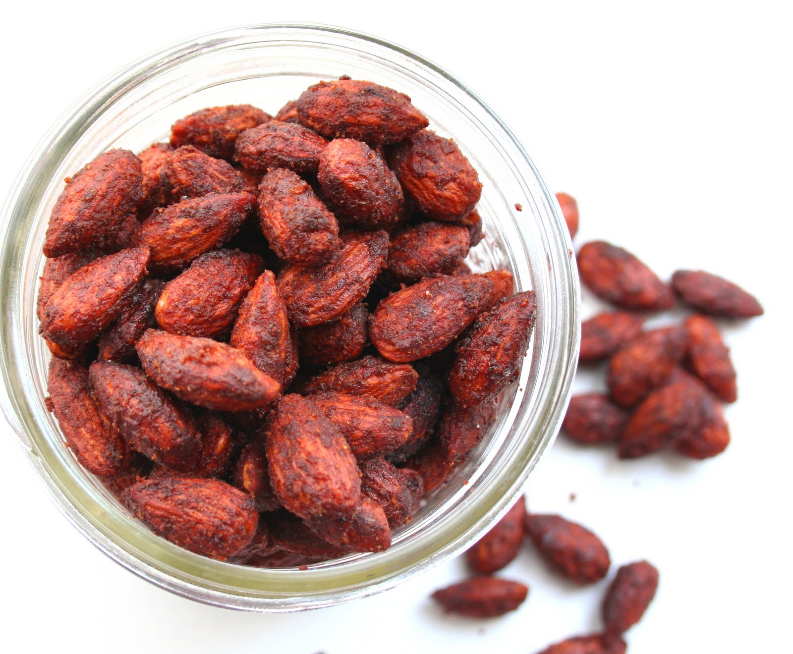Five Spice Roasted Almonds (Low Carb and Gluten Free) | All