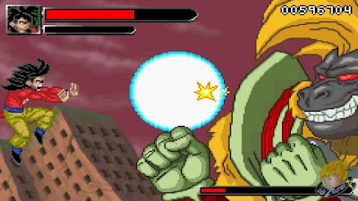 Dragonball GT Transformation GBA Apk Android Terbaru