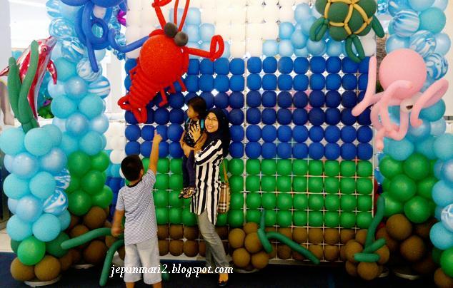 Balloon Fair Underwater World, setapak central