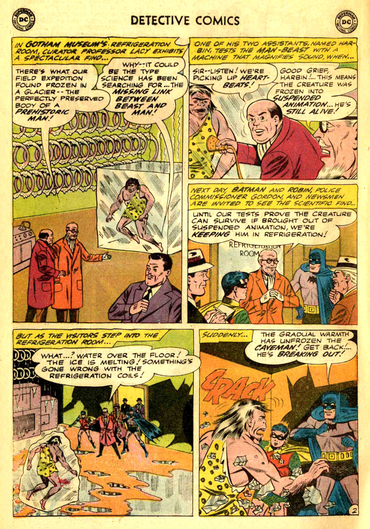 Detective Comics (1937) 285 Page 3