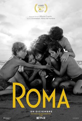 ROMA - La película de Alfonso Cuarón - Cartel