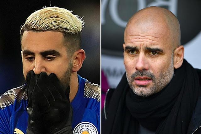"""Mahrez khiến Man City """"phát hoảng"""", M.U tiến hành thương thảo đổi De Gea"""