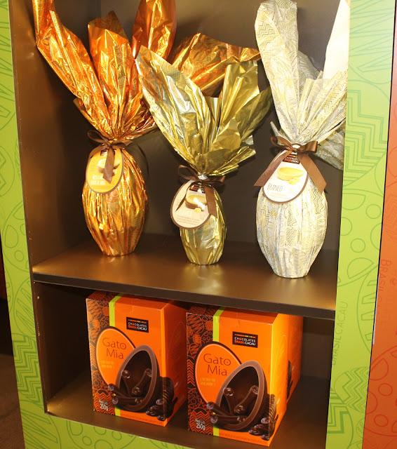 c5d2c632ba Artes da Sadhia na cozinha   Salão de Pascoa 2017 - Chocolates ...