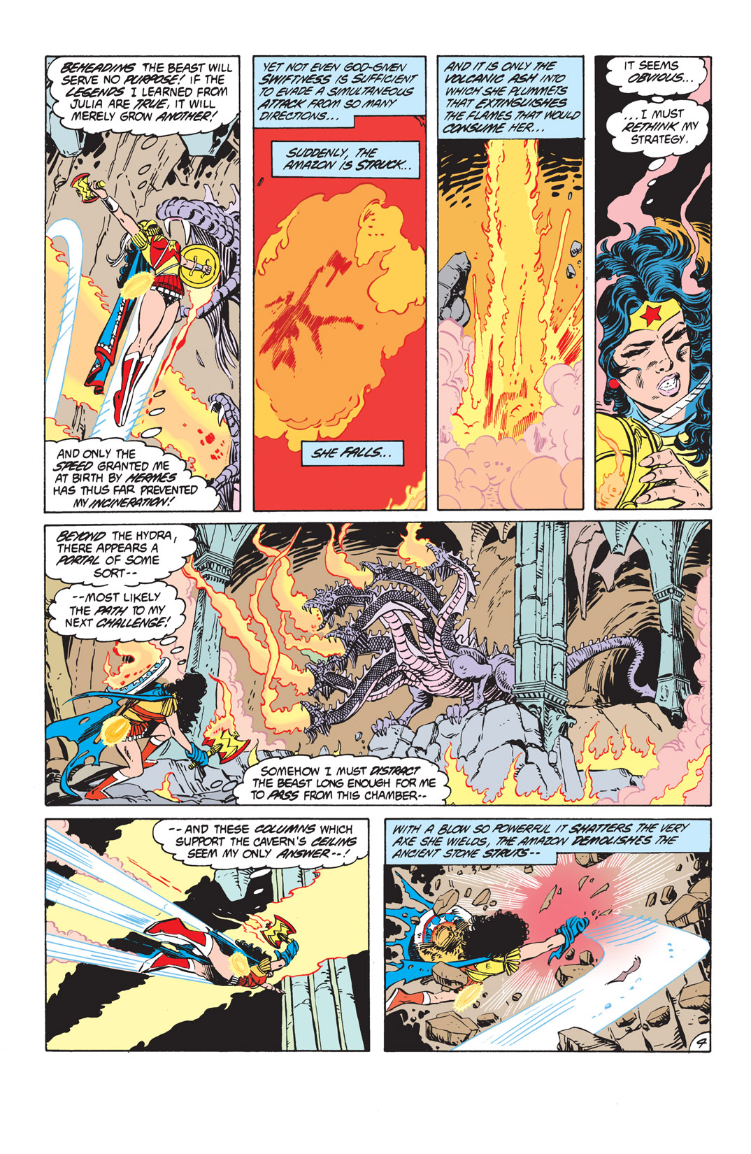 Read online Wonder Woman (1987) comic -  Issue #11 - 4