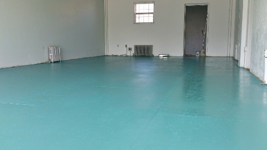 Painting Particle Board Floor