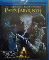 DVD Cover - Pans Labyrinth