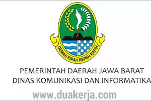 Lowongan Kerja Dinas Komunikasi dan Informatika Jawa Barat Terbaru 2019