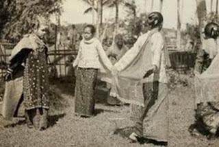 Tari Andun Tarian Tradisional Dari Bengkulu