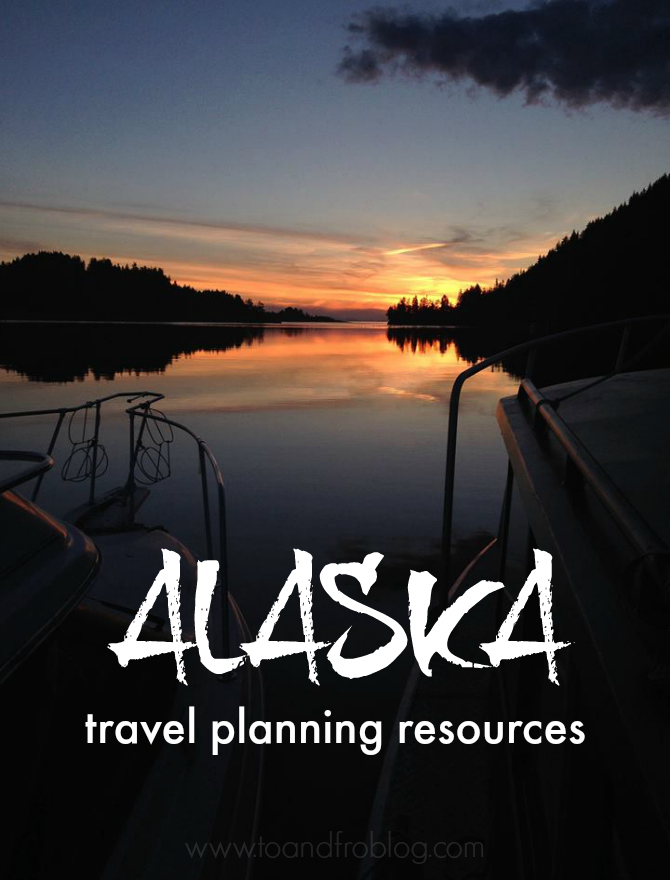 alaska travel planning resources