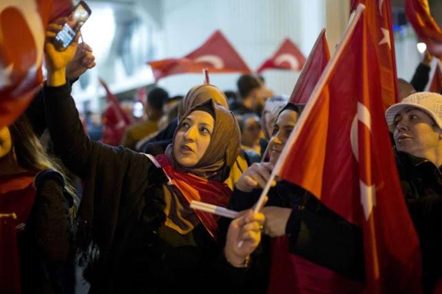 Turki Ambil Keputusan Tutup Kedutaan Belanda