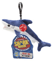Shark Week 2018 Dandee Plush Backpack Clips 01