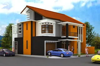 model rumah atap spandek 5