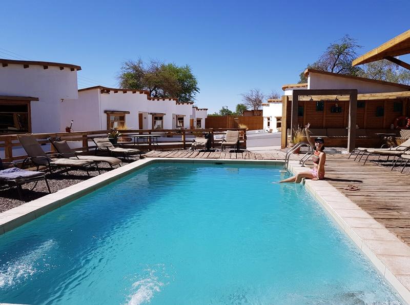 Hotéis próximo a Caracoles, San Pedro de Atacama